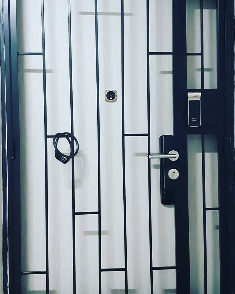 Cheapest Digital Lock Hdb Door And Gate In Singapore With